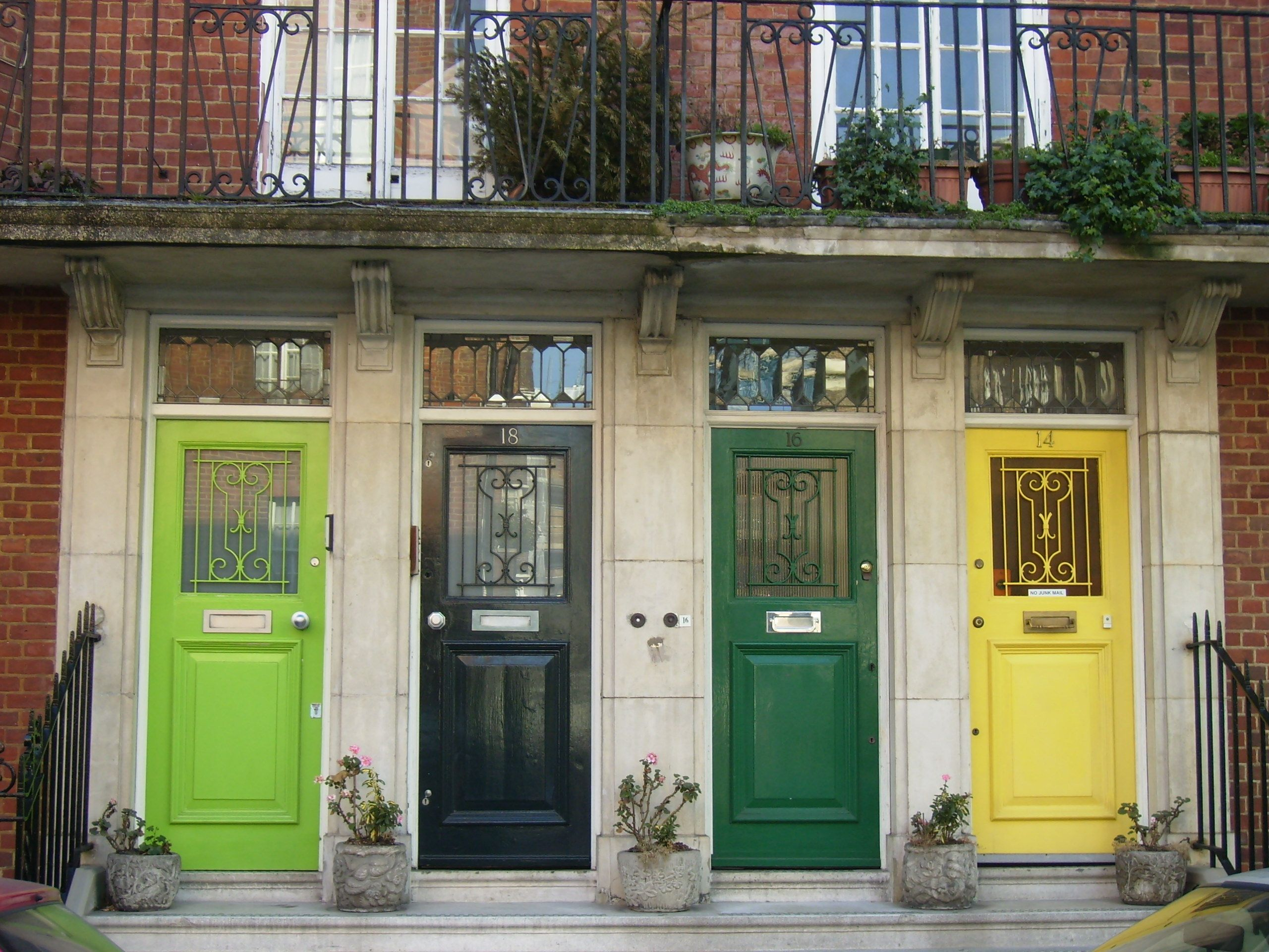 Google Image Result For Httpsketch42Swordpresscom201001Colorful Doors