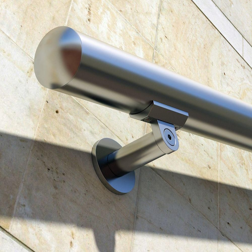 Best Aress B52 Anodized 8 Ft Aluminum Handrail Stair Kit A600 400 x 300
