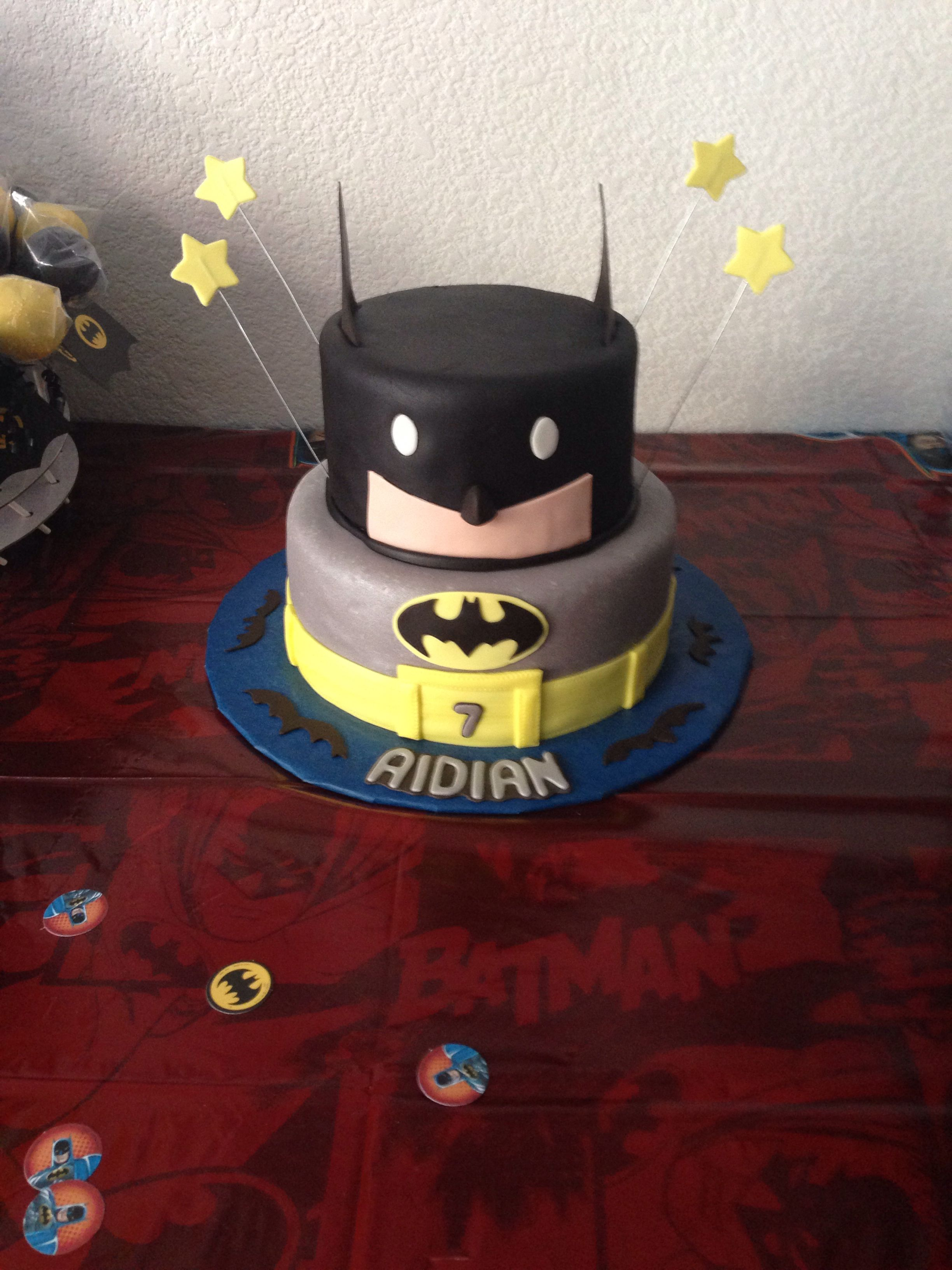Lego batman cake | Party Ideas | Pinterest | Lego batman cakes ...