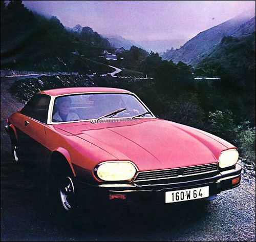 Jaguar 1975