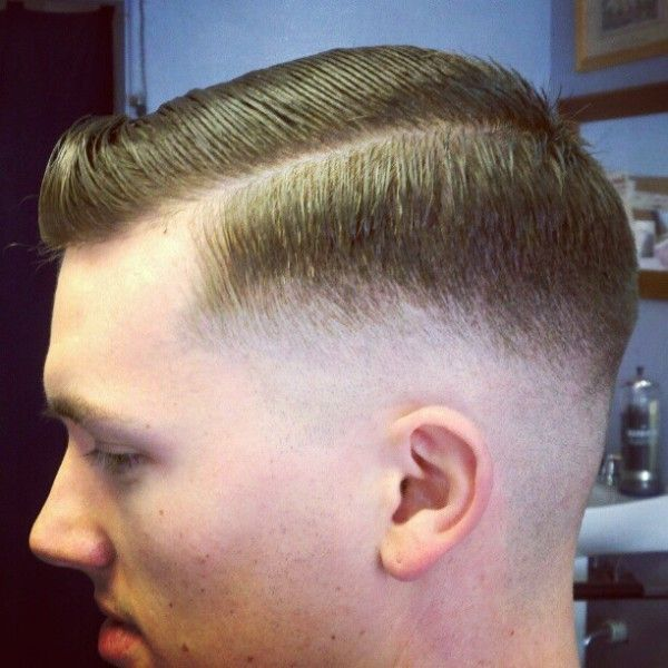 Low razor fade side part slick barbershops pinterest razor low razor fade side part slick urmus Gallery