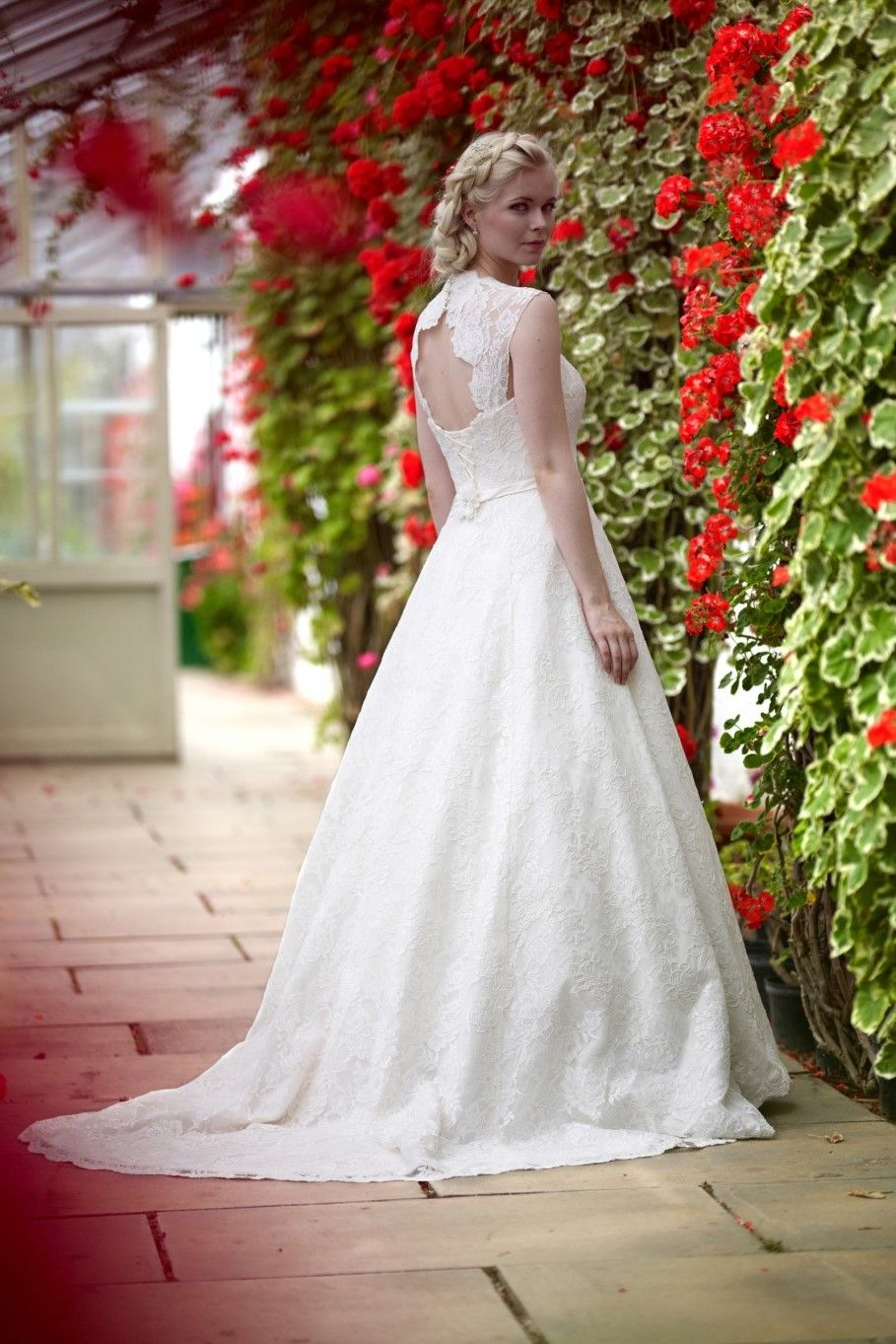 Exquiste by Nicola Anne from Brides of Winchester #weddinggown ...