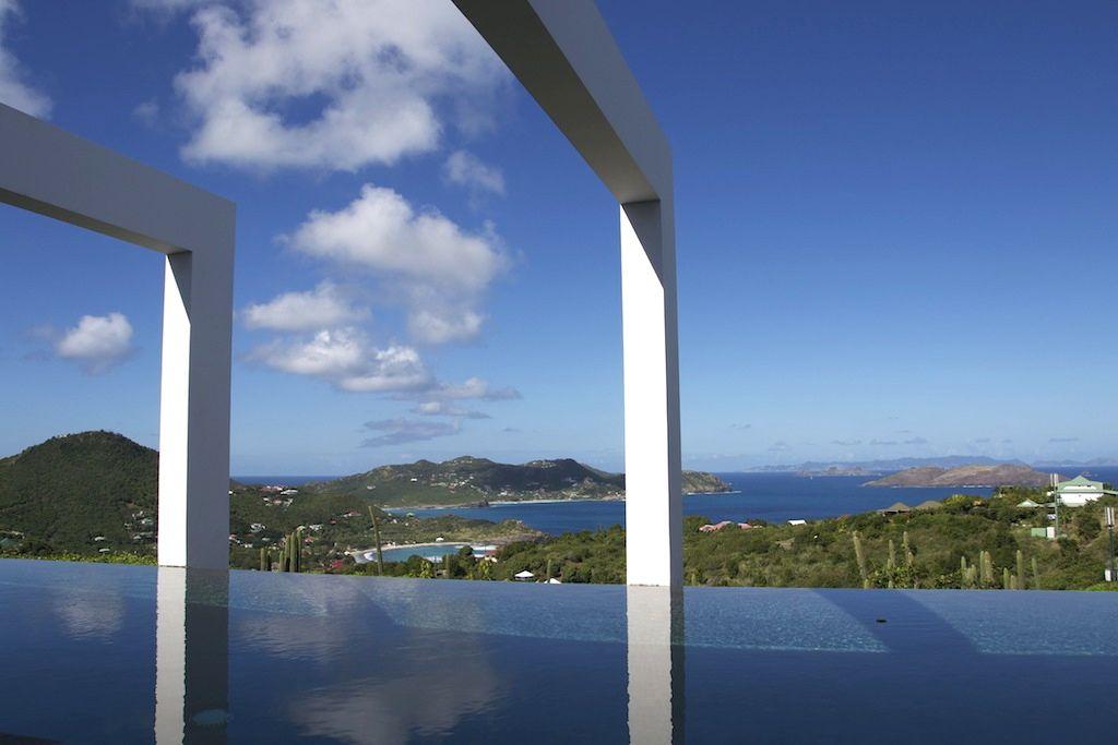 Villa Agave St Barts - 3 bedroom luxury villa to rent in Vitet