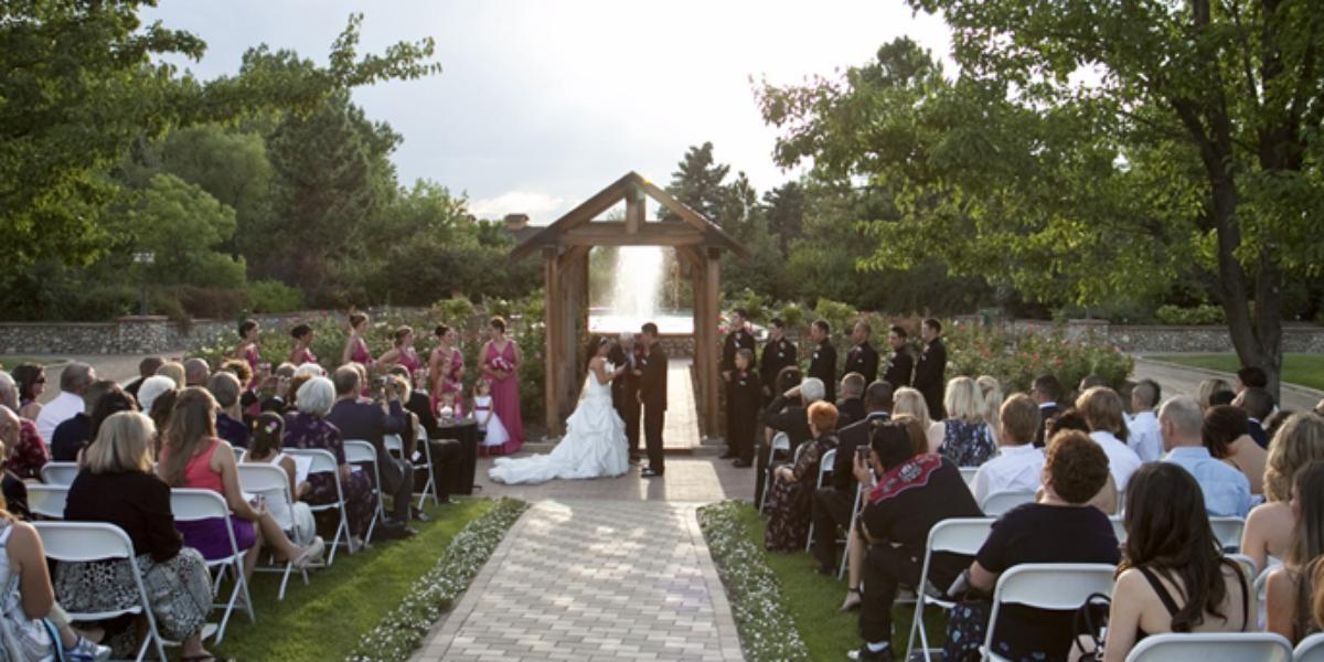 The Hudson Gardens Events Center Weddings