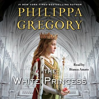 White Princess Elizabeth of York is forced to marry her enemy, Henry Tudor, after he murders her lover, Richard III, on the battlefield. The situation is made complicated by Henry's paranoid fear that a true heir to the throne is outside England somewhere. When Henry's fear is realized, Elizabeth is divided between her loyalty to the heir who is her brother and her new husband, who she finds she is coming to love. (Adult Fiction on Unabridged CD) 8/5/13