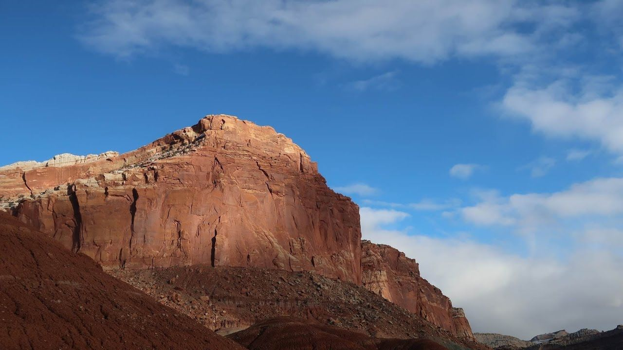 Grand Staircase National Monument to Capitol Reef