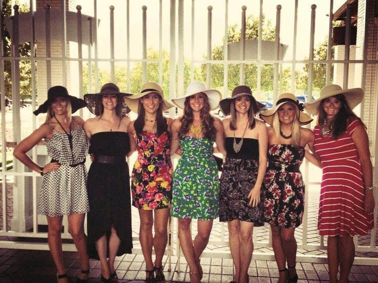 Baby Shower Outfit Ideas ~ Kentucky derby bridal shower bridal shower