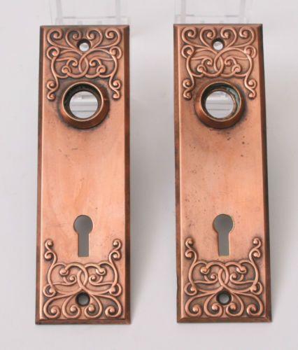 Pin On Door Knob