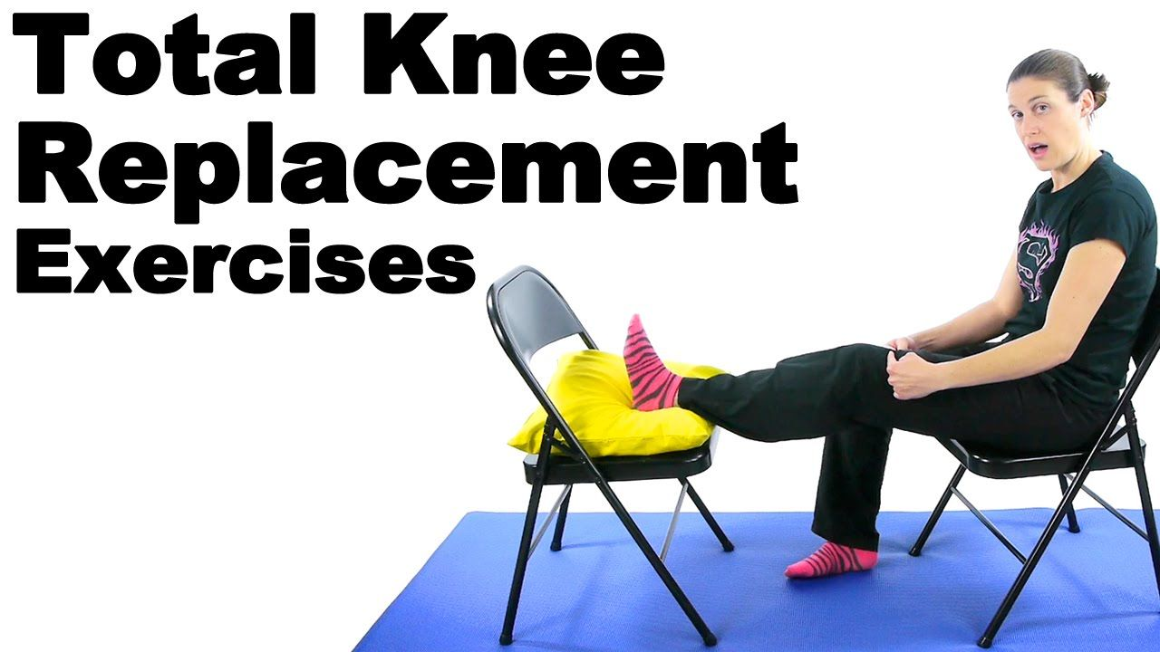 Pin by eleanor riley on knee exercises total knee
