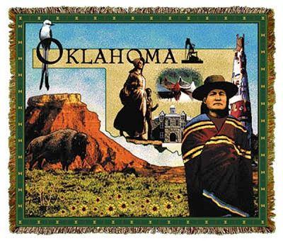 Oklahoma Tapestry
