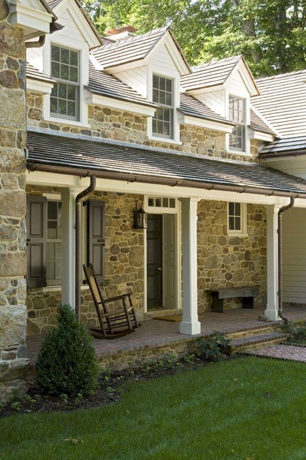 868 336 Exterior Home Design Ideas Remodel Pictures: 80 The Best Front Porch Ideas #frontporchideas Landscape Ideas Front Yard, Porch And Patio Ideas
