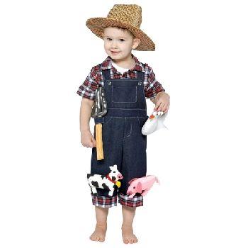 Toddler Future Farmer Costume  sc 1 st  Pinterest & Toddler Future Farmer Costume | Fall / Halloween | Pinterest ...