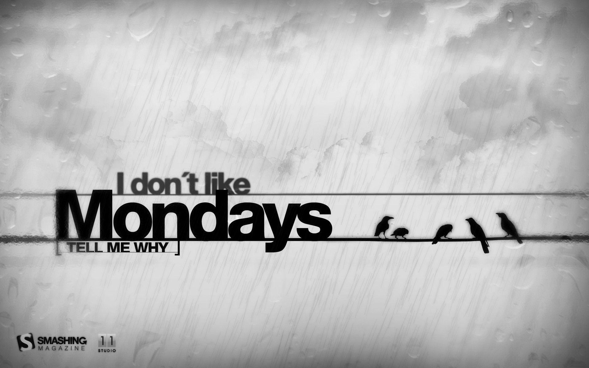 Monday Quotes 4 Cool HD Wallpaper | diverse | Monday quotes, Typography wallpaper, Wallpaper quotes