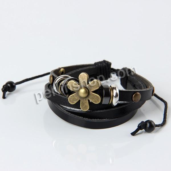 Rindsleder Armband