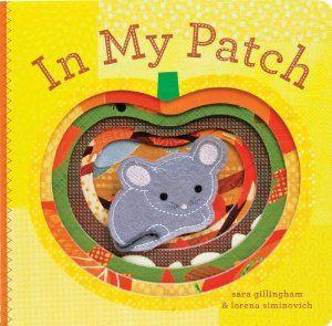 Amazon.com: In My Patch (In My... (Chronicle)) : Sara Gillingham, Lorena Siminovich: