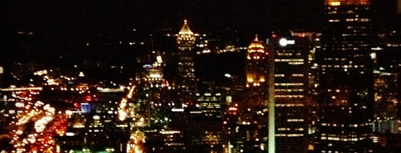 Sun Dial Restaurant, Bar & View is one of The 15 Best Places for a Photography in Atlanta.