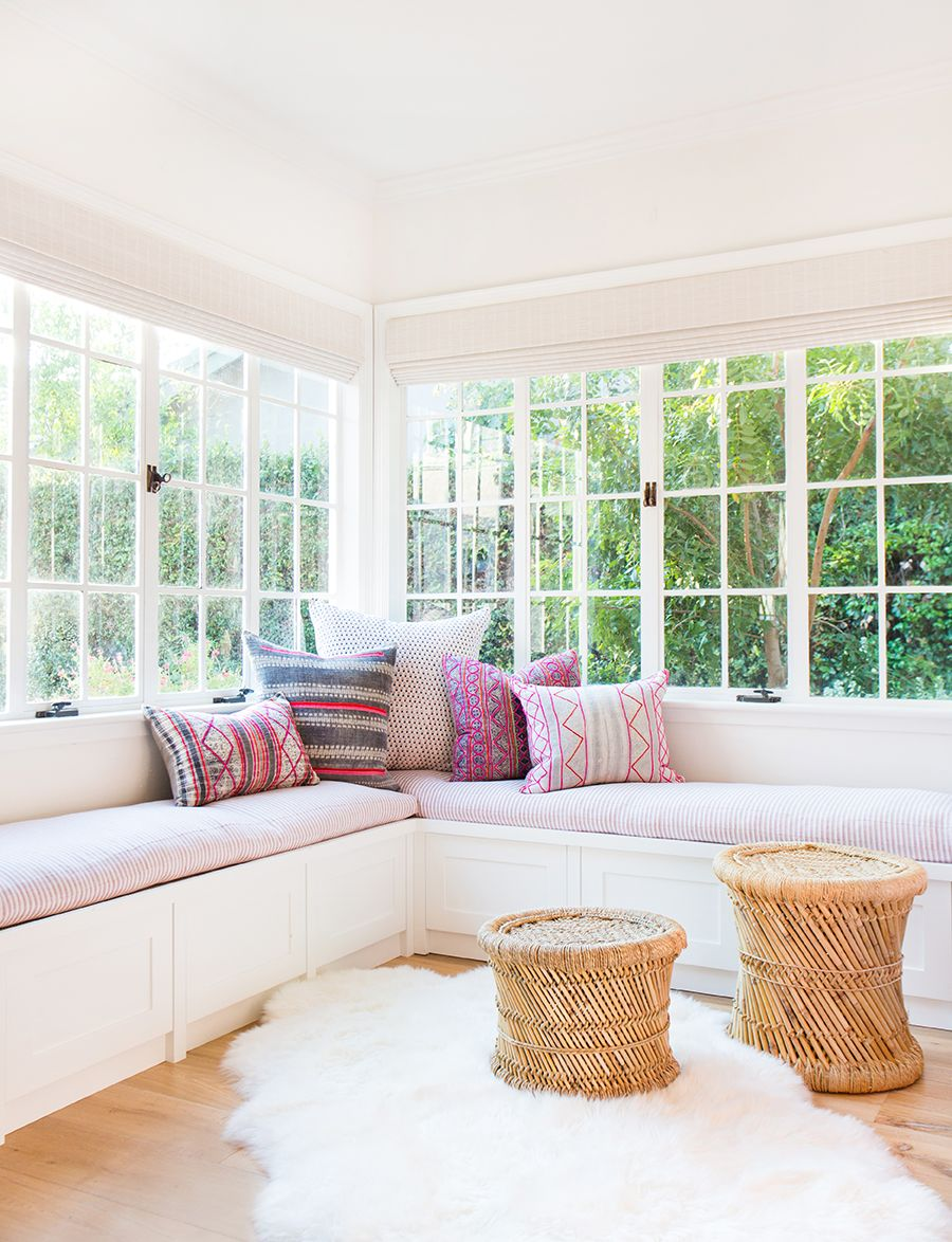 Prepare for a Major Endorphin Rush at Seeing This Chic L.A. Home
