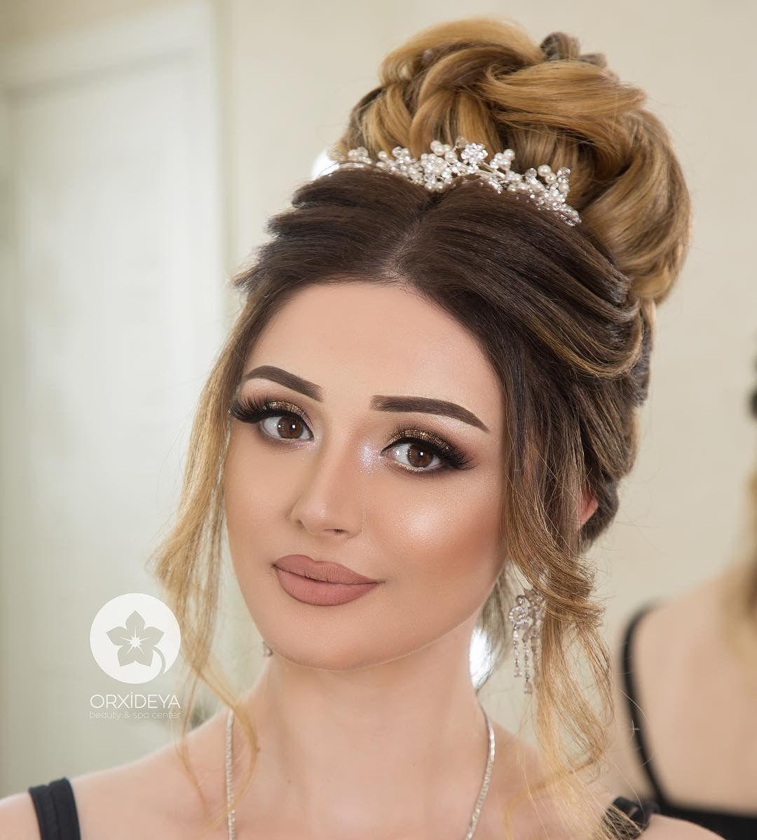 bridal makeup nude makeup | hair & makeup in 2019 | wedding