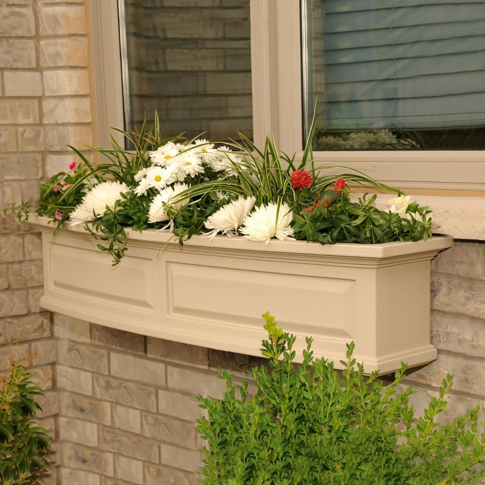 65+ Window Box Planter ideas to Style Up Your Home or Apartment ...