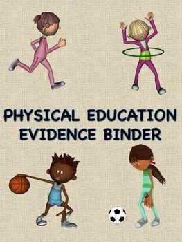 Pe Evidence Binder Inserts For Danielson S Framework Weave
