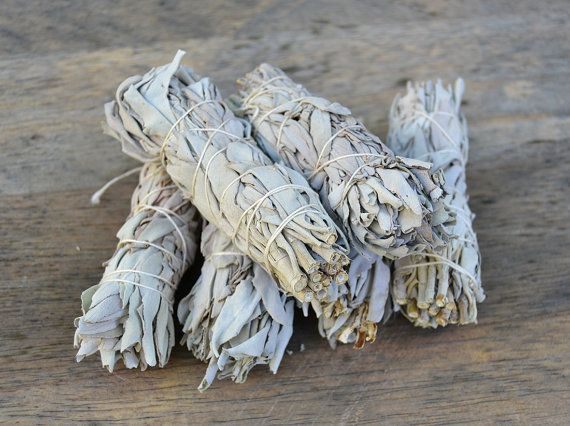 White Sage Is Highly Known For Its Cleansing Properties