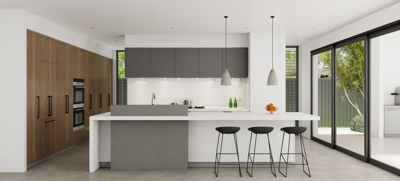 Superb Contemporary Kitchen Designs From Sydneyu0027s Top Studio. Modern Kitchen Design    Central Coast ...