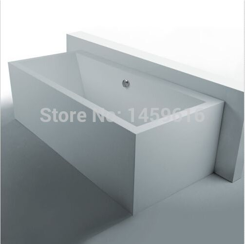 1800 X 800 X 550 MM ANTONIA STONE SOLID SURFACE BATHTUB ARTIFICIAL ...