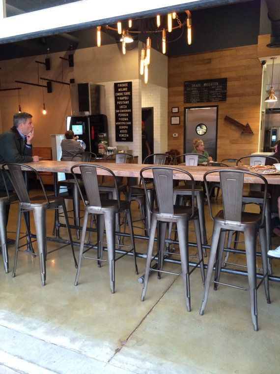 Community Table Top Reclaimed Wood Table Top By FreshRestorations - Restaurant table top ideas