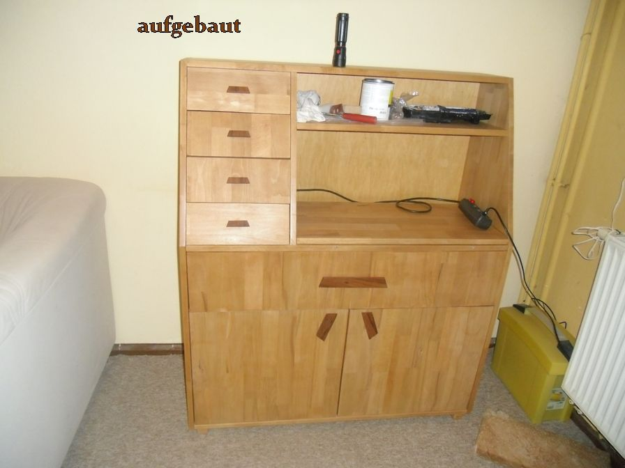 sekret r bauanleitung zum selber bauen heimwerker forum. Black Bedroom Furniture Sets. Home Design Ideas