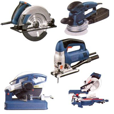 A List Of Power Tools That A Serious Woodworker Must Have Used