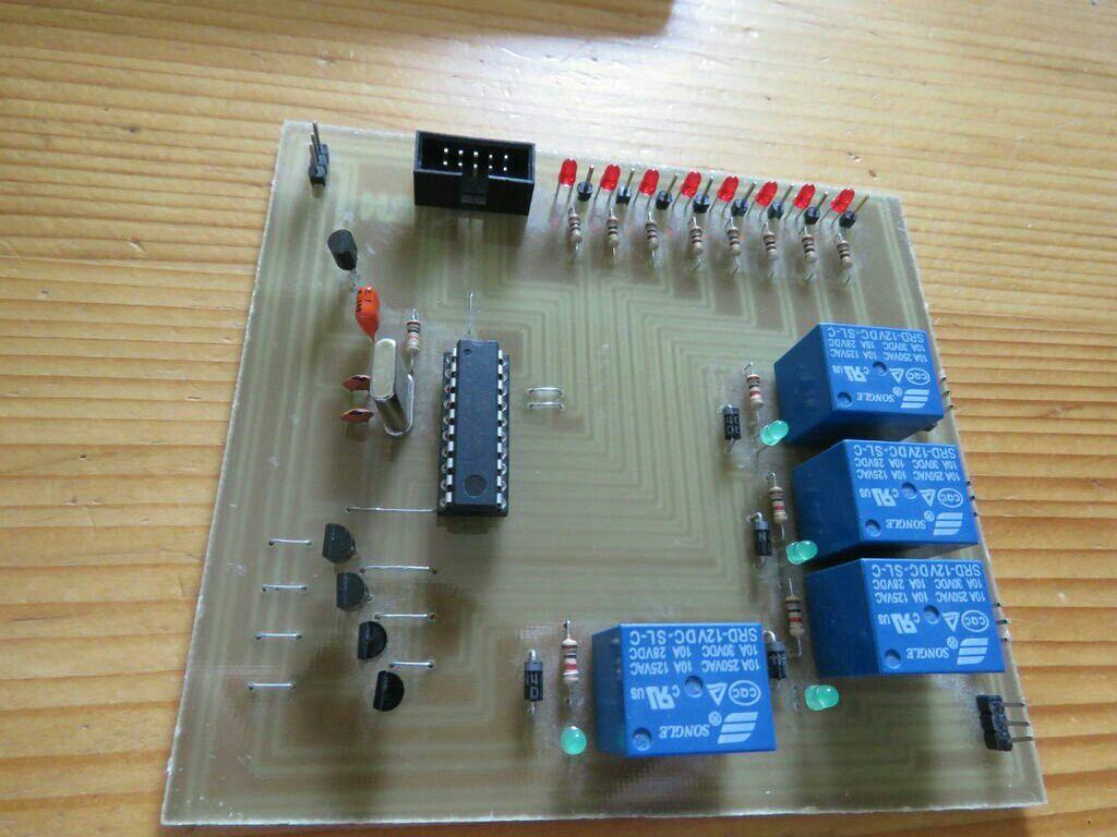 make a avr development board arduino piesp8266 and the like