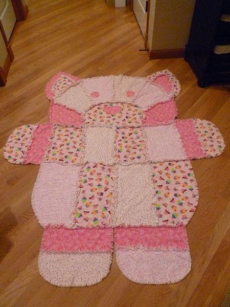 Rag Quilts Animal Style Rag Quilt Rag Quilt Patterns