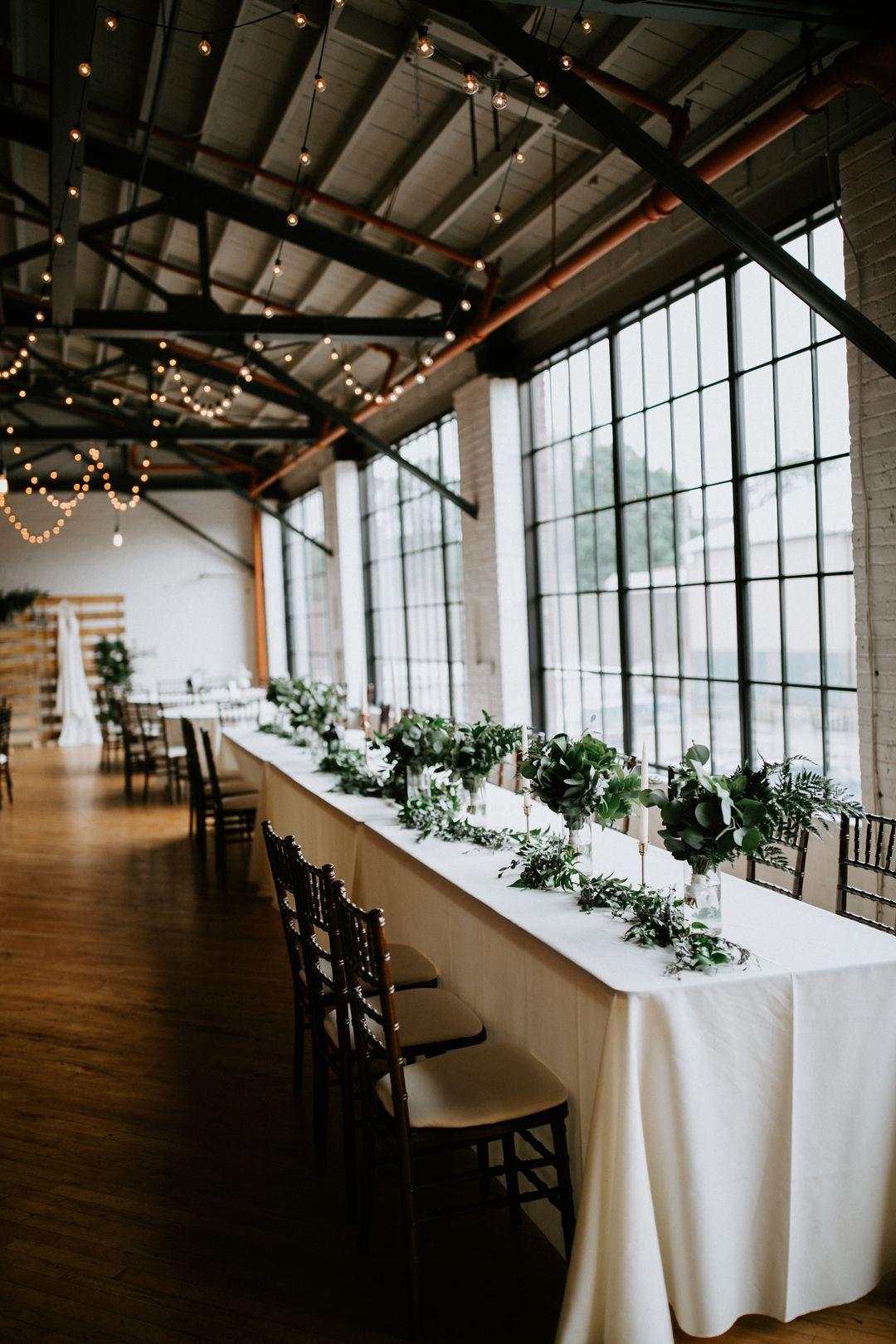 Industrial Wedding In Louisville Kentucky Wedding Planning Urban Industrial Style Modern Weddin In 2020 Industrial Wedding Kentucky Wedding Modern Wedding Venue