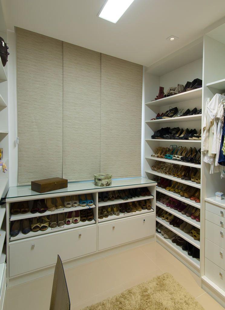 16 closets funcionais projetados pelos arquitetos de CasaPRO - Casa