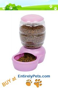 Petmate Replendish Feeder with Microban (2 lb) - Pearl Lady Pink price: $9.69