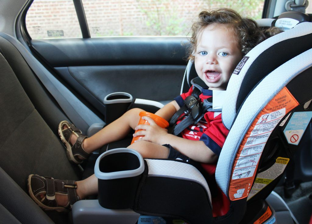 5 Things I Love About The Graco Extend2Fit 3-in-1 Convertible Car ...