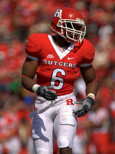 Mohamed Sanu Wr Rutgers Good Wr Prospect To Watch Mohamed Sanu College Football Players Nfl Draft