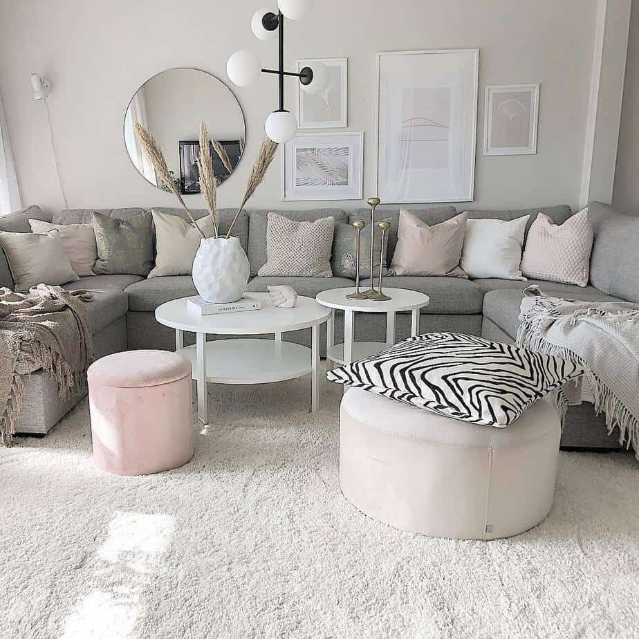 Top 6 Interior Color Trends 2020 The Most Popular Paint Colors 2020 Photos Videos 34 In 2020 Living Room Colors Room Colors Paint Colors For Living Room #top #living #room #paint #colors