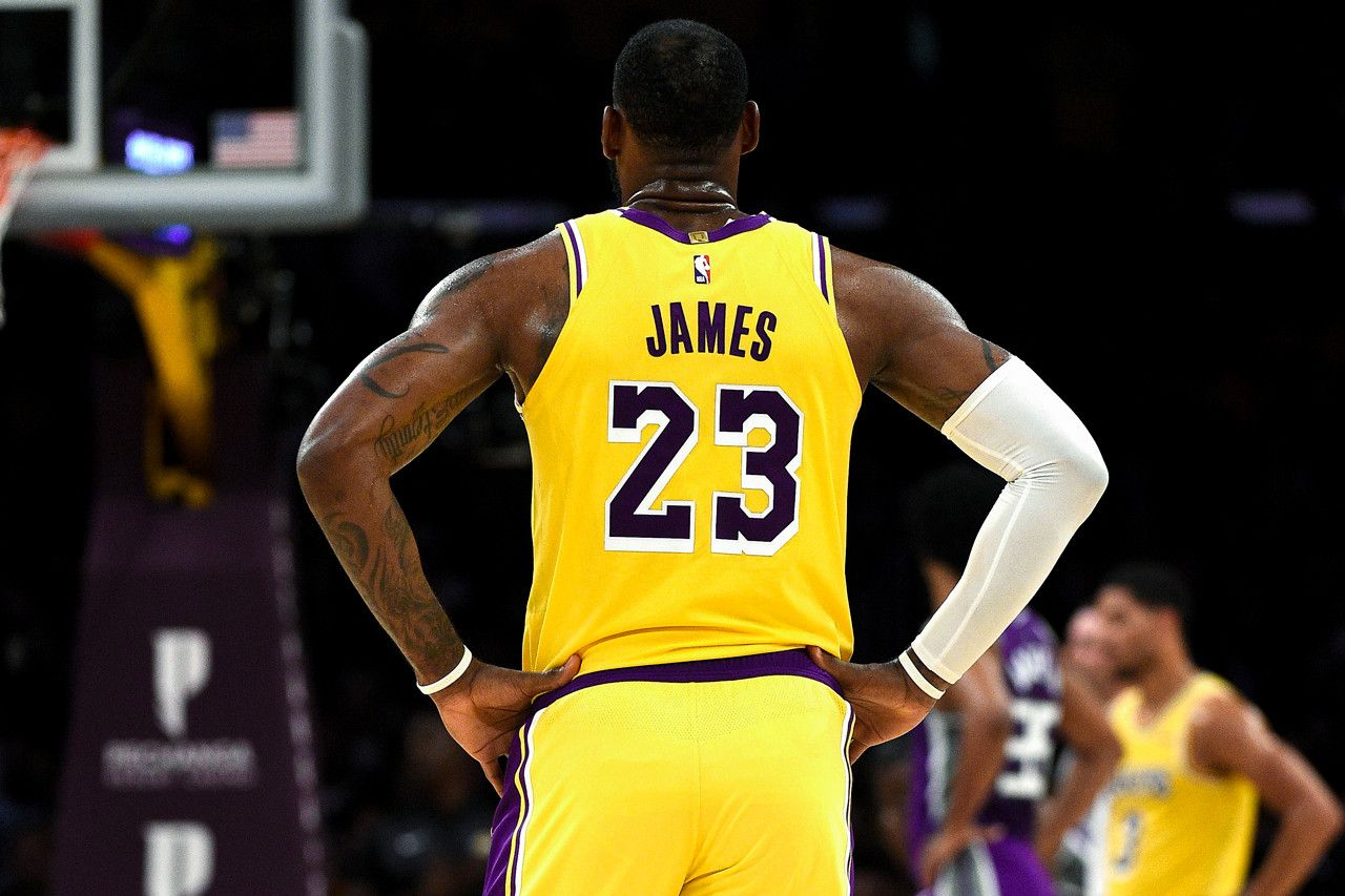 Lebron S Lakers Home Opener Will Feature A Quavo Assisted Intro Song Sports Jersey Songs Jersey