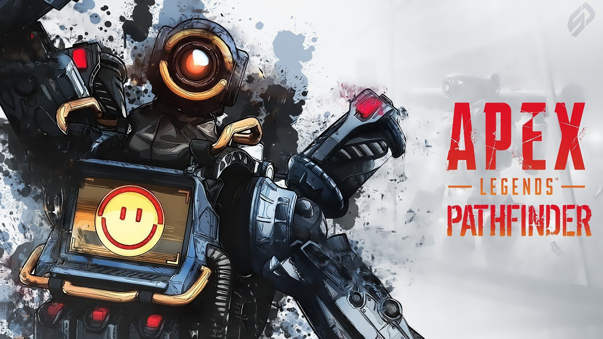 Apex Legends Pathfinder Hd Apex wallpaper 4k 2019, Apex
