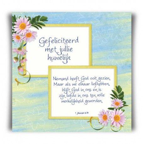 bijbeltekst 50 jarig huwelijk Christelijke Felicitatie Huwelijksjubileum   ARCHIDEV bijbeltekst 50 jarig huwelijk