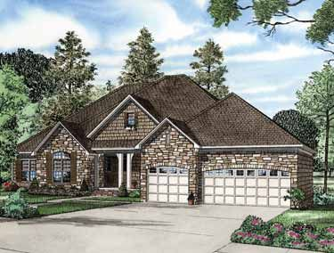 Floor Plans AFLFPW12642 - 1 Story Contemporary Home with 4 Bedrooms, 3 Bathrooms and 5,723 total Square Feet