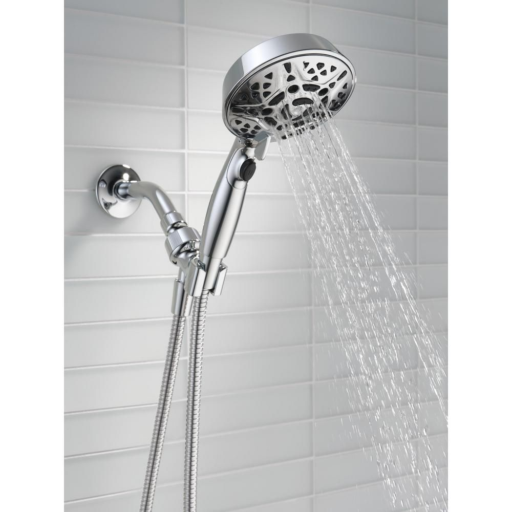 Delta faucets 75716 7spray head shower head handheld