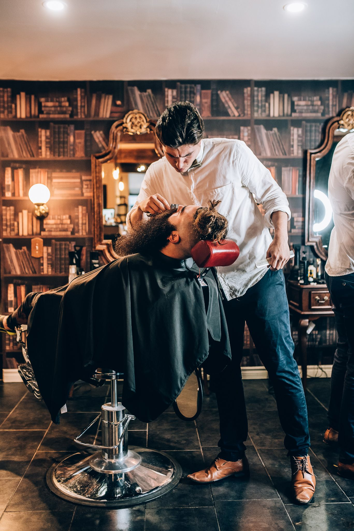 Beardlington Is The Best Rated Barbershop Based In Montreal Book Your Slot Via Beardlington Com Rated 4 8 Out Of 5 Stars By Barber Shop Montreal Best