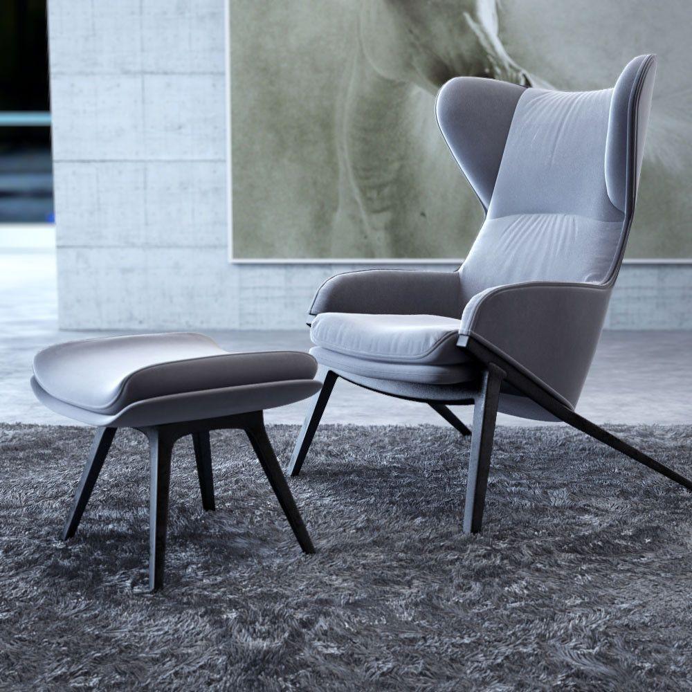 P22 Armchair Via Cassina Furniture Cassina Furniture Design