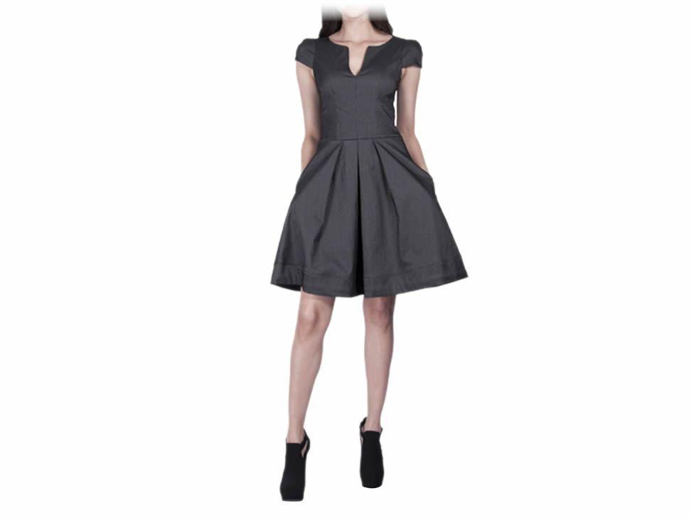 bd4c56555 Vestido para Dama Sarah Bustani-Liverpool es parte de MI vida ...