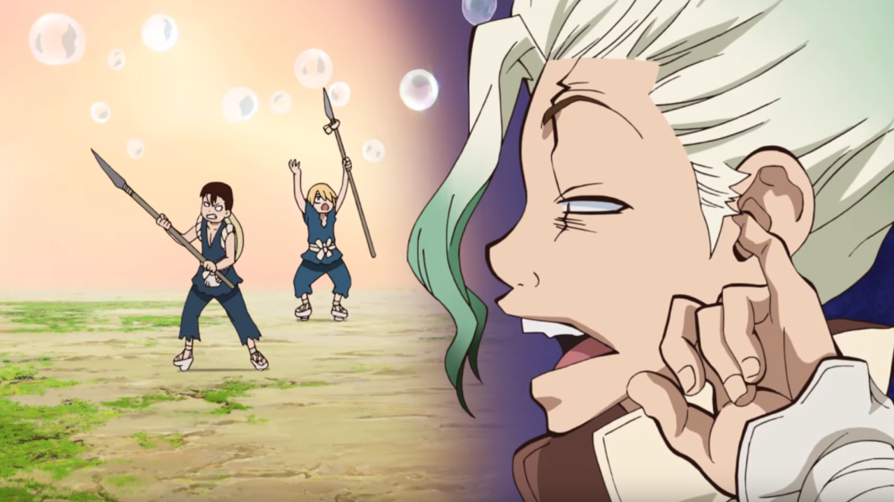 Dr. Stone Anime Episode 7 Preview Is Released Anime