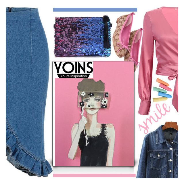"""Yoins_2_♥"" by av-anul ❤ liked on Polyvore featuring Gucci"