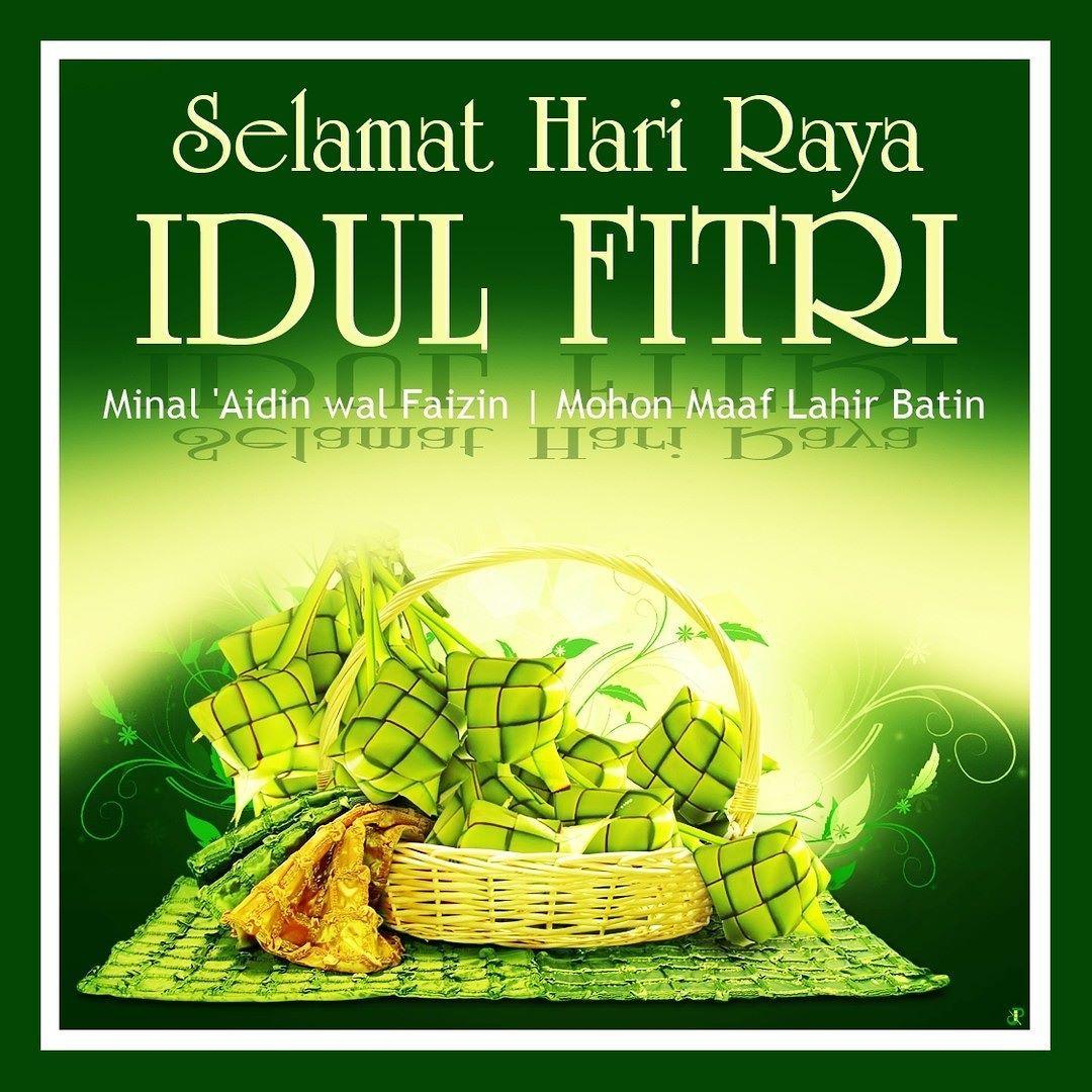 Selamat Hari Raya Idul Fitri 1437 Hmohon Maaf Lahir Dan Batin