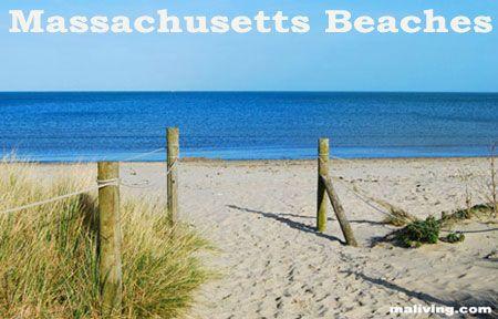 Boston Ma Machusetts Beaches M Beach Guide